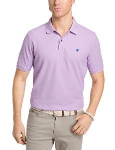 Izod Purple Polos