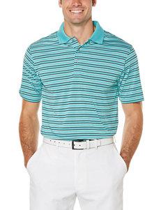 PGA Tour Heathered Polo Shirt