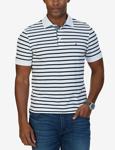 Nautica Moisture Wicking Polo Shirt