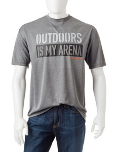 Realtree Charcoal Tees & Tanks