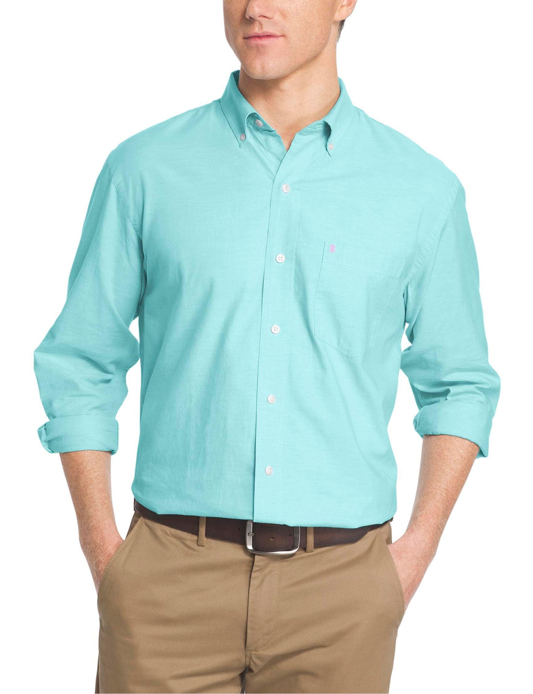 Izod oxford button down shirt stage stores for Izod button down shirts