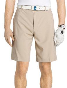 Izod Flat Front Golf Shorts