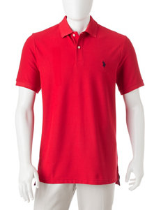 U.S. Polo Assn. Pique Polo Shirt