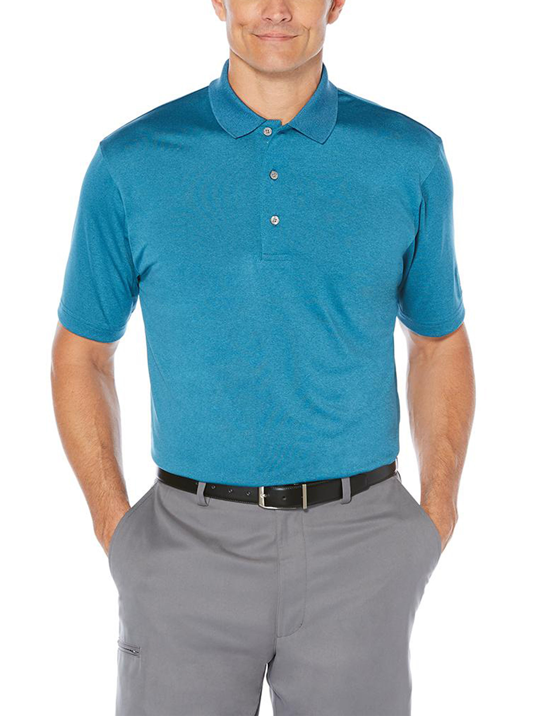 PGA TOUR Blue Polos