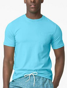 Chaps Turquoise Tees & Tanks