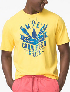 Chaps Yellow Tees & Tanks