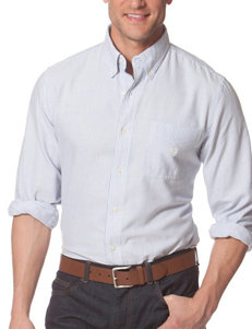 Chaps Big & Tall Oxford Button Down Shirt