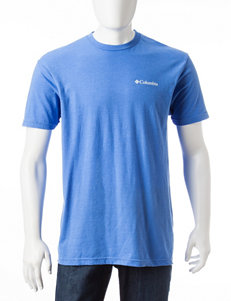 Columbia Blue Tees & Tanks