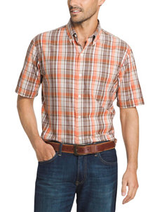Arrow Chinchilla Casual Button Down Shirts