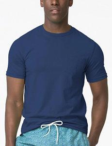 Chaps Big & Tall Front Pocket T-shirt