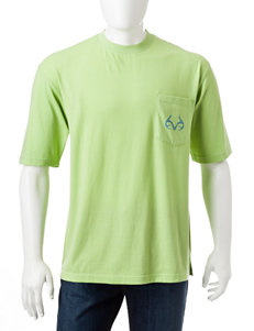 Realtree Lime Tees & Tanks