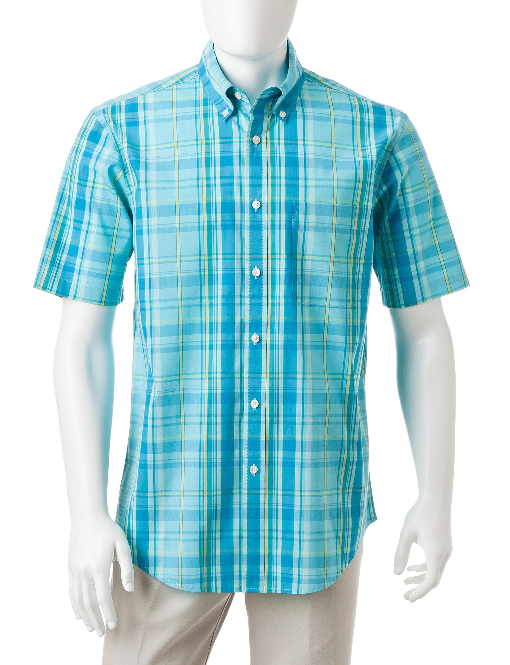 Sun River Seaglass Casual Button Down Shirts