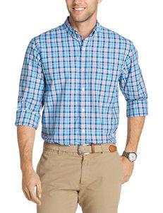 Izod Big & Tall Breeze Button Down Shirt