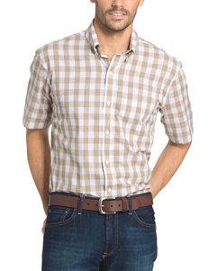 Arrow Chinchilla Casual Button Down Shirts