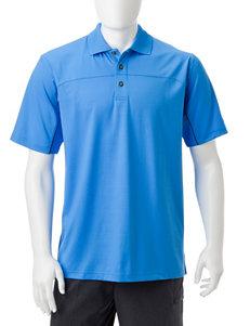 Pebble Beach Blue Polos Regular