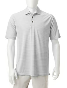 Pebble Beach Grey Polos