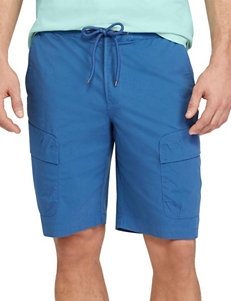 Chaps Pull-On Cargo Shorts