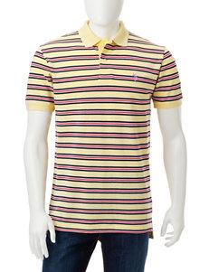 U.S. Polo Assn. Yellow Polos