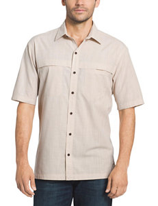 Arrow Grey Casual Button Down Shirts