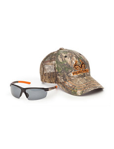 Realtree Cap with Sunglasses