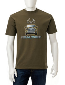 Realtree Green Tees & Tanks