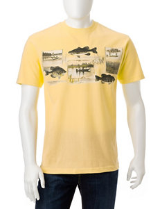 Licensed Yellow Tees & Tanks