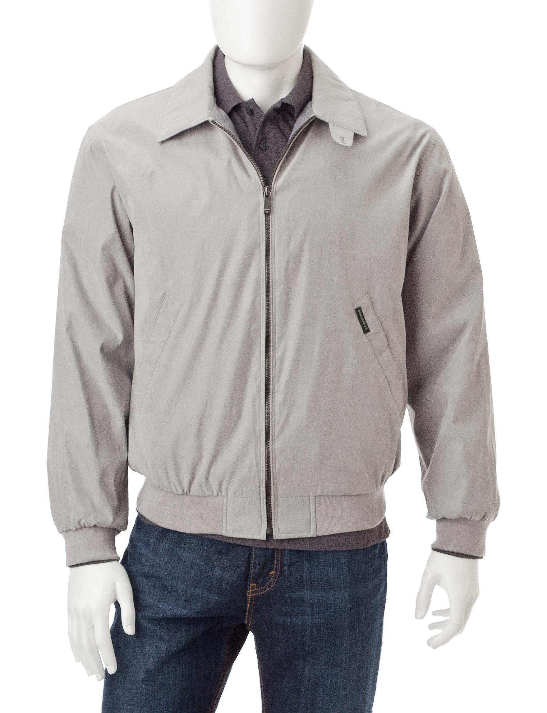 Weatherproof White Lightweight Jackets & Blazers