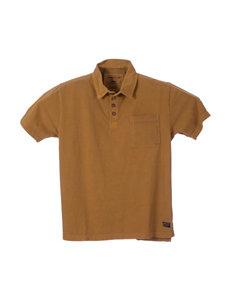 Smith's Workwear Gold Polos