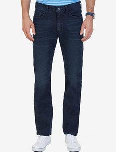 Nautica Straight-Fit Stretch Denim Jeans