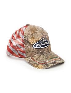 Realtree White / Silver Hats & Headwear