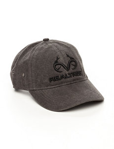 Realtree Grey Hats & Headwear