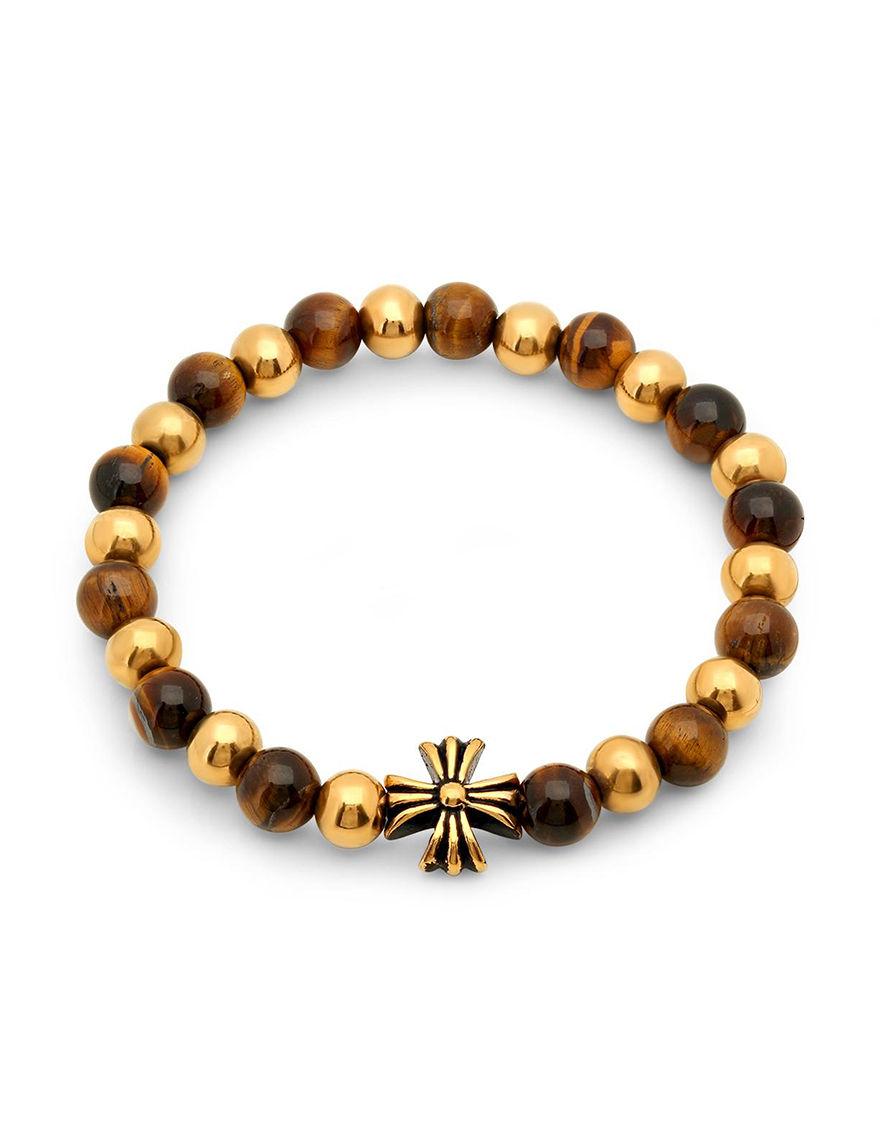 HMY Tiger Eye Bracelets
