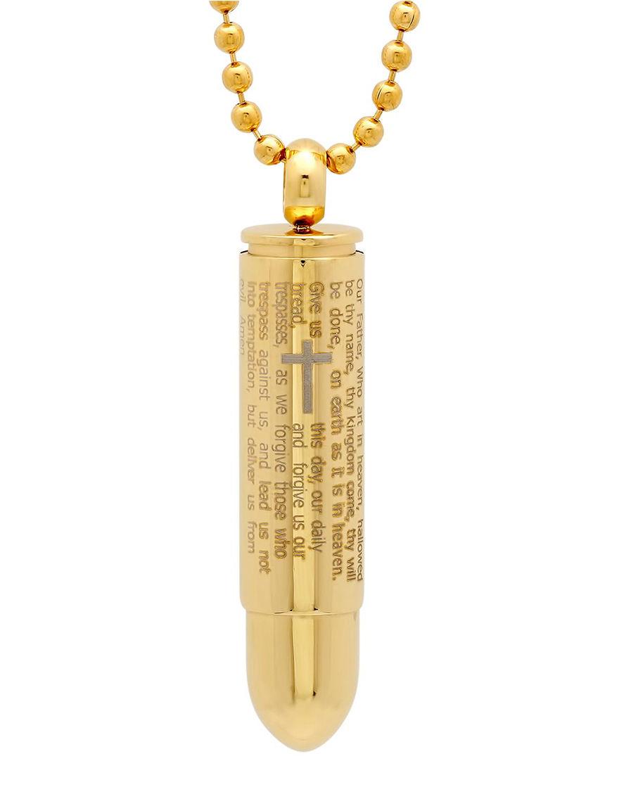 HMY Yellow Necklaces & Pendants