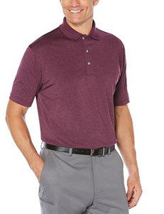 PGA TOUR Purple Polos