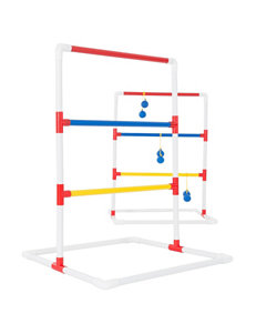 Hey! Play! 9-pc. Ladder Toss Game Set