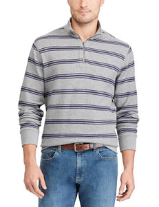 Chaps Grey Pull-overs