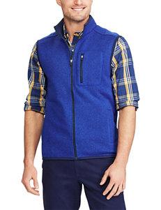 Chaps Blue Sweaters Vests