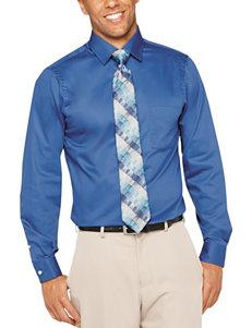 Van Heusen Solid Dress Shirt