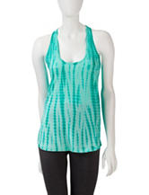 Balance Collection Waterfall T-Strap Tank Top