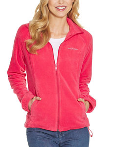 Columbia Bright Pink Lightweight Jackets & Blazers
