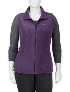 Columbia® Plus-size Benton Springs™ Fleece Vest