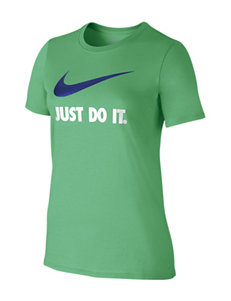 Nike® Just Do It Swoosh Top