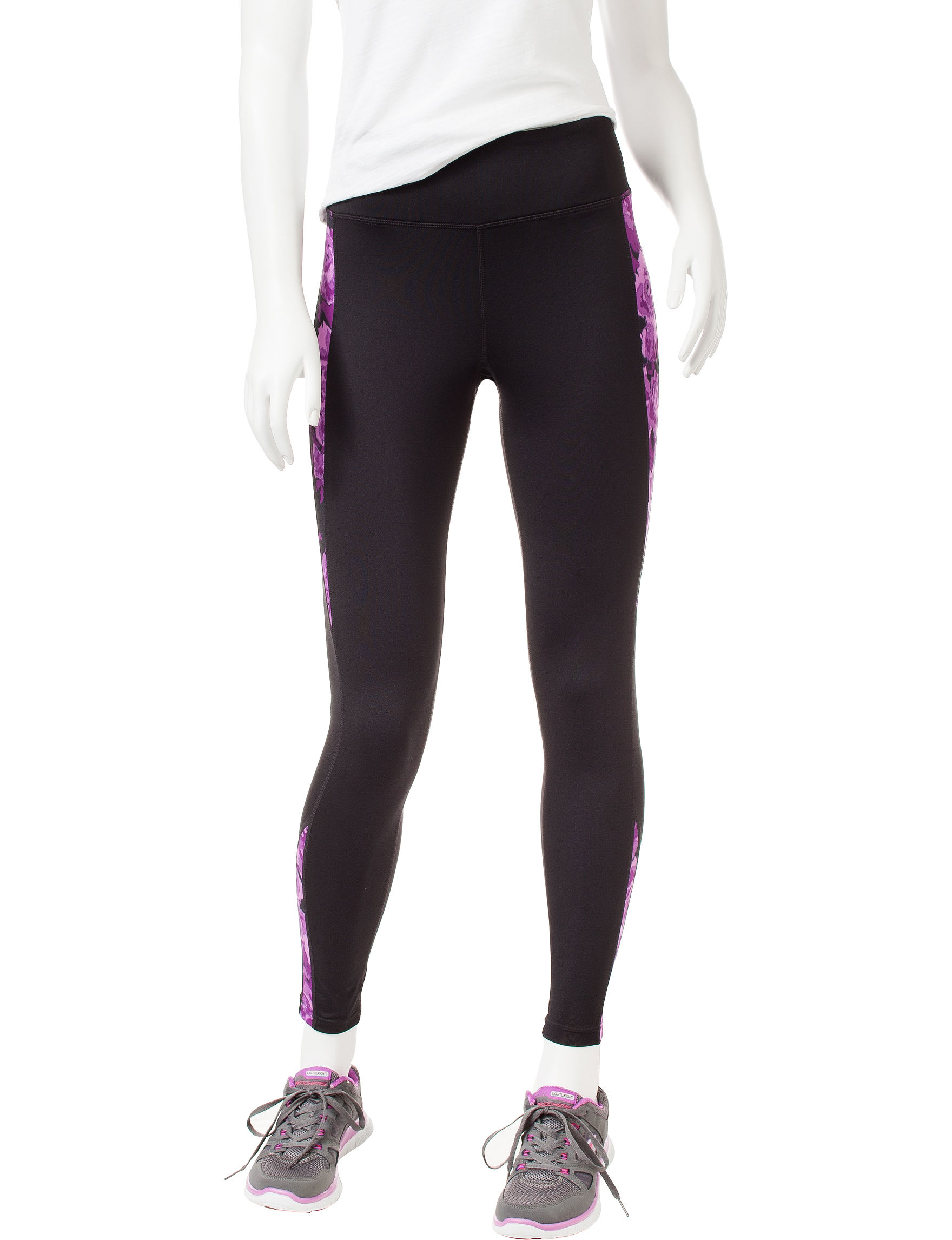 Fila Purple Leggings