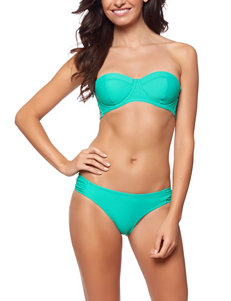 Jessica Simpson Martinique Midkini Swim Top