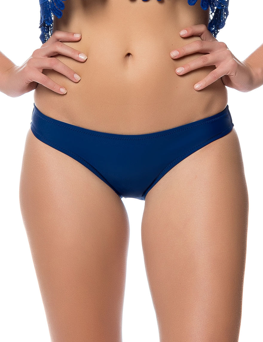 Jessica Simpson Marine Swimsuit Bottoms Hipster
