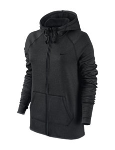 Nike All Time Charcoal Pullover Hoodie
