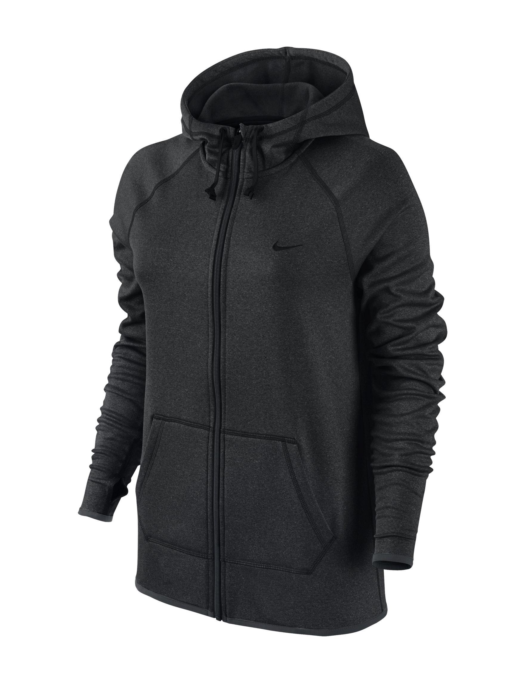 Nike Charcoal Lightweight Jackets & Blazers