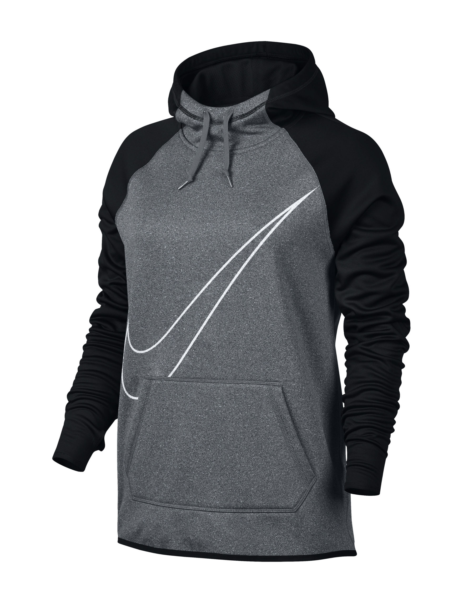 Nike Grey / White Lightweight Jackets & Blazers