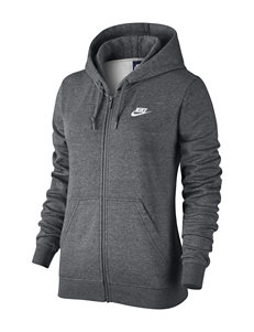 Nike® Club Fleece Full Zip Hoodie
