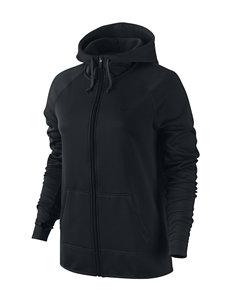 Nike Black All Time Zip Hoodie